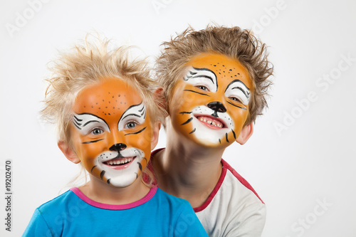 Two Little Tigers