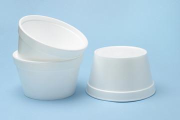 Styrofoam bowls