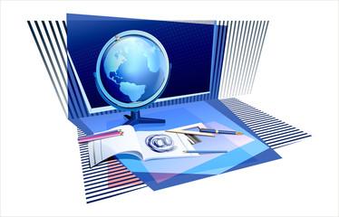 Globe and accounts