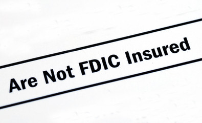 This investment is not FDIC insured