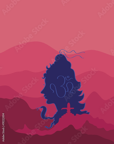 Shadow Art, Shiva, Shivlinga