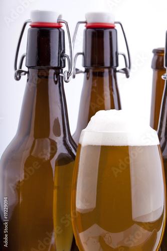 Bier mit Flaschen #2