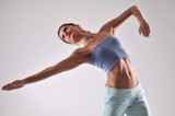 Fototapety Dancing Pilates Body Form