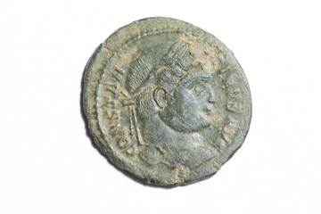 antique roman coin