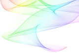 rainbow colors abstract background - 19233673