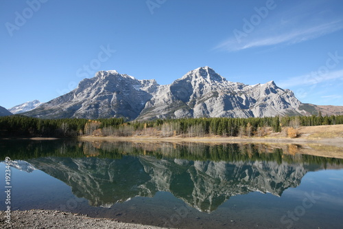 Wedge Pond, Kananaskisn Country.