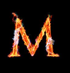 m di fuoco magico