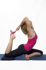 First series of yoga