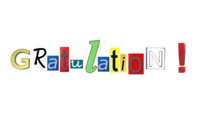 Gratulation