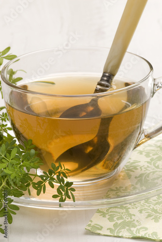 Herbal tea. Wine rue. - 19260083