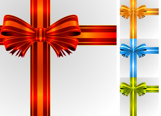 gift ribbon (different colors)