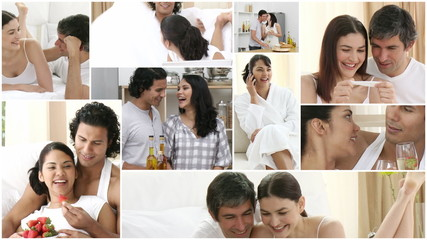 Couples Footage montage