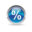 Icon purcentage - Picto pourcentage