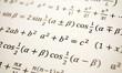 Math geometry background