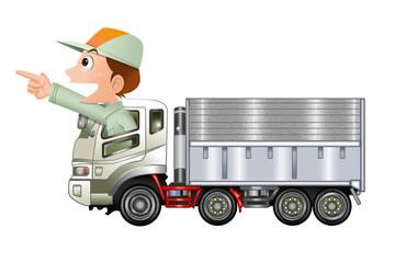 トラック運送