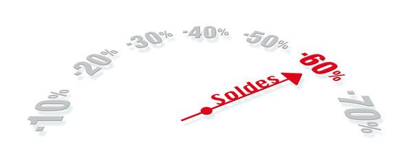 solde 4-60%