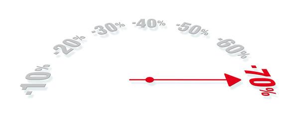 solde 1-70 %