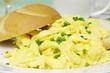 Rührei Frühstück
