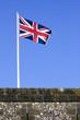 British battlement.  Стоковая фотография Darrenp 1457498.
