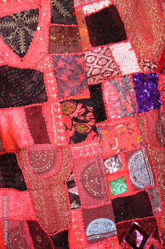 Quilt-Beautiful patch work