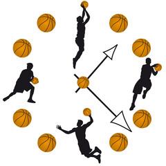orologio basket