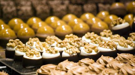 Cioccolatini con le noci