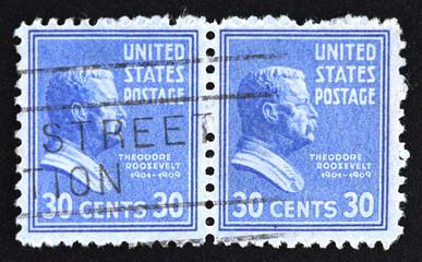 2 sellos de EEUU