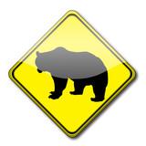 Señal oso