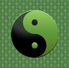 Green Ying-Yang