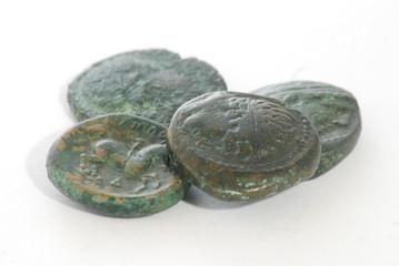 monnaie antique grecque bronze philippe de macedoine