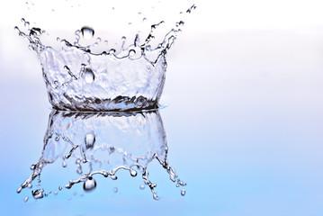 Wasserspritzer