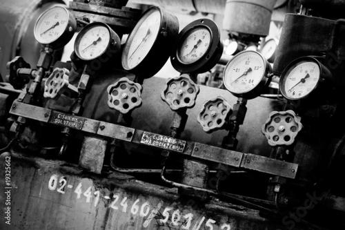 Industrialne zegary - 19325662