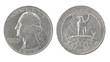 Quarter Dollar 1979