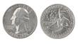 Quarter Dollar 1776-1976