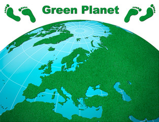 Green Planet - Europe