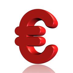 €, euro