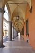 Quadro Portico in Bologna, Galliera Street