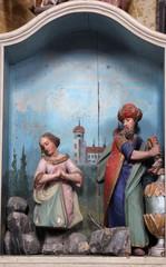 Martyrdom of St. Barbara