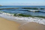 Ostsee Strand - Baltic Sea beach 12 poster