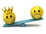 smileys - imbalance poster