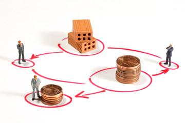 Metafora de comision por transaccion