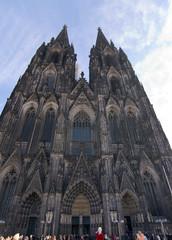 Kölner Dom, Westfassade, Hauptportal