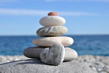 piedras en el cielo