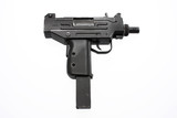 An Israeli automatic firearm