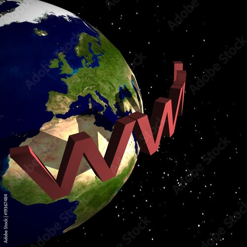 canvas print picture earth_www