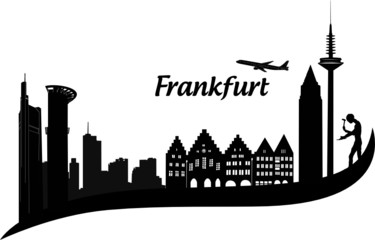 Wallpaper Frankfurt