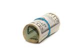 money roll poster