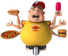 Obésité et spanning