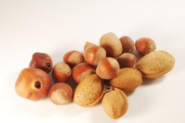 Fall season fruits