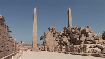 Karnak Tempel, Ägypten